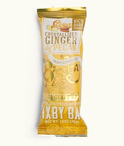 Gingered Up Bixby Chocolate Bar